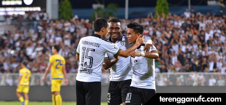 TERENGGANU FC ADA TEMPOH MASA 2 HARI PERSIAPKAN PASUKAN MENJELANG 'DERBY' PANTAI TIMUR
